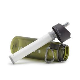 LifeStraw Go 2-Stage Gourde avec filtre à eau, green